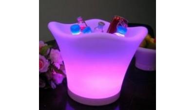 CUBITERA CON LUZ LED (MR801S)