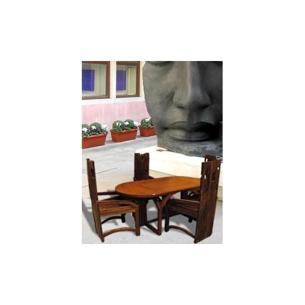 Liquidacion muebles rusticos coloniales auxiliares madera for Aparadores rusticos en liquidacion