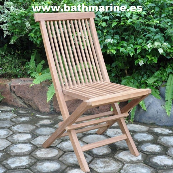 Muebles terraza jardin exterior teka mesas sillas tumbona for Sillas para terraza exterior