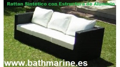 Chaise Lounge Rattan Sintetico.Sofas Jardin Collection Neverland With Sofas Jardin Sofa Outdoor
