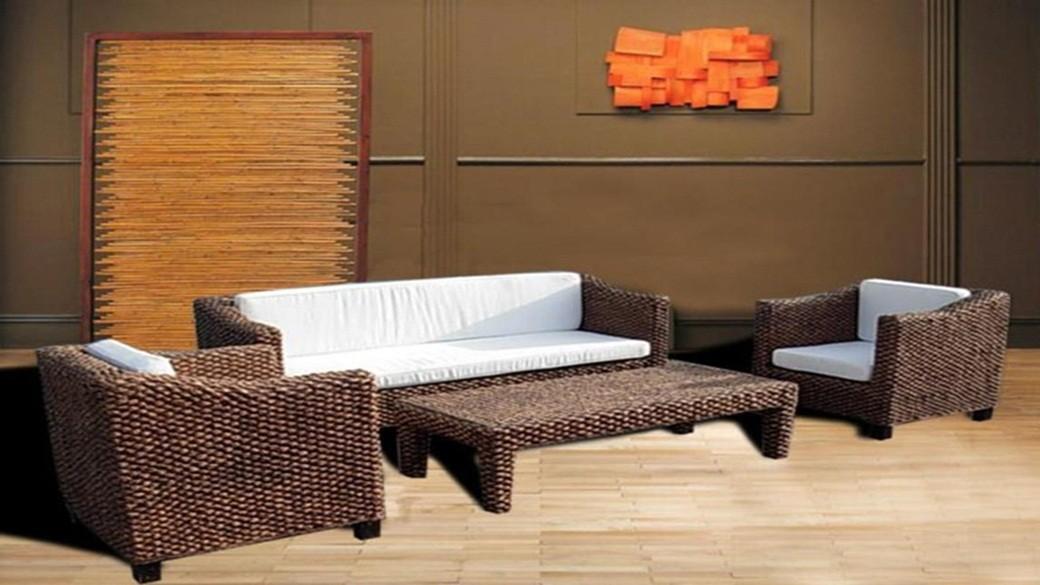 muebles jardin rattan sintetico ratn terraza teca teka conjuntos sofas exterior fibra mesas sillas tumbonas calidad buen precio - Sofas De Jardin Baratos
